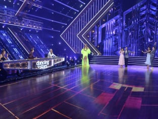 Making It To Icons Night - Dancing With the Stars