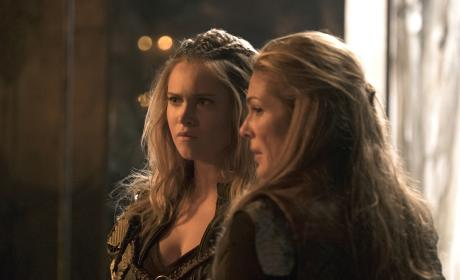Keeping the Peace - The 100