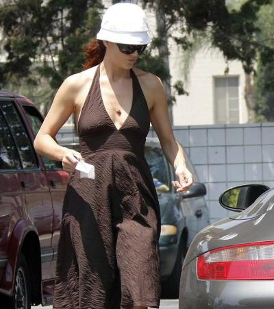 Nice Hat Kate!