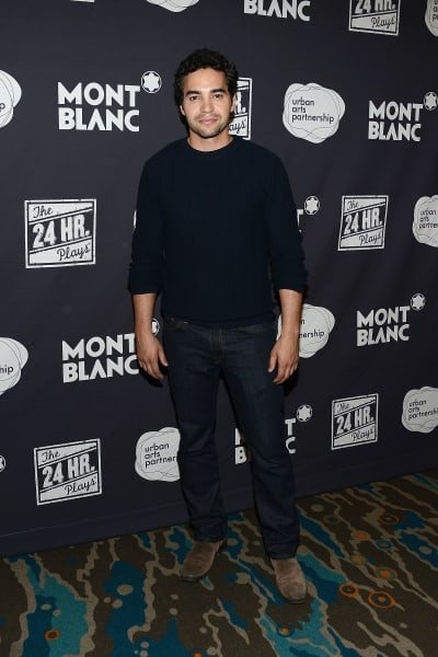Ramon Rodriguez Attends Event