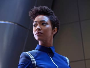 First Officer Michael Burnham - Star Trek: Discovery