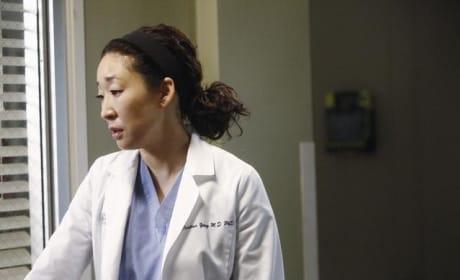 Sandra as Cristina