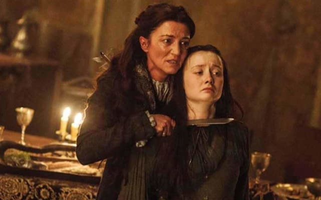 The Red Wedding - Game Of Thrones