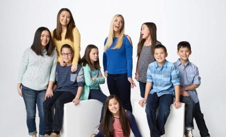 Kate and Lots of Kids - Kate Plus 8