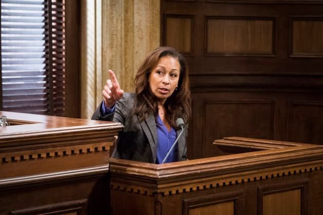 Warner Makes an Accusation - Law & Order: SVU Season 19 Episode 10