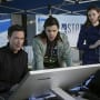 Harrison, Cisco and Caitlin - The Flash Season 1 Episode 1