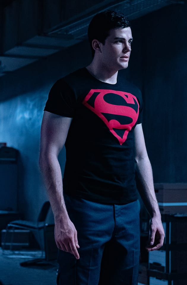 Joshua Orpin As Superboy Titans Season 2 Episode 6 Tv Fanatic He is known for having played superboy in the 2019 series titans as well as matty in the. joshua orpin as superboy titans