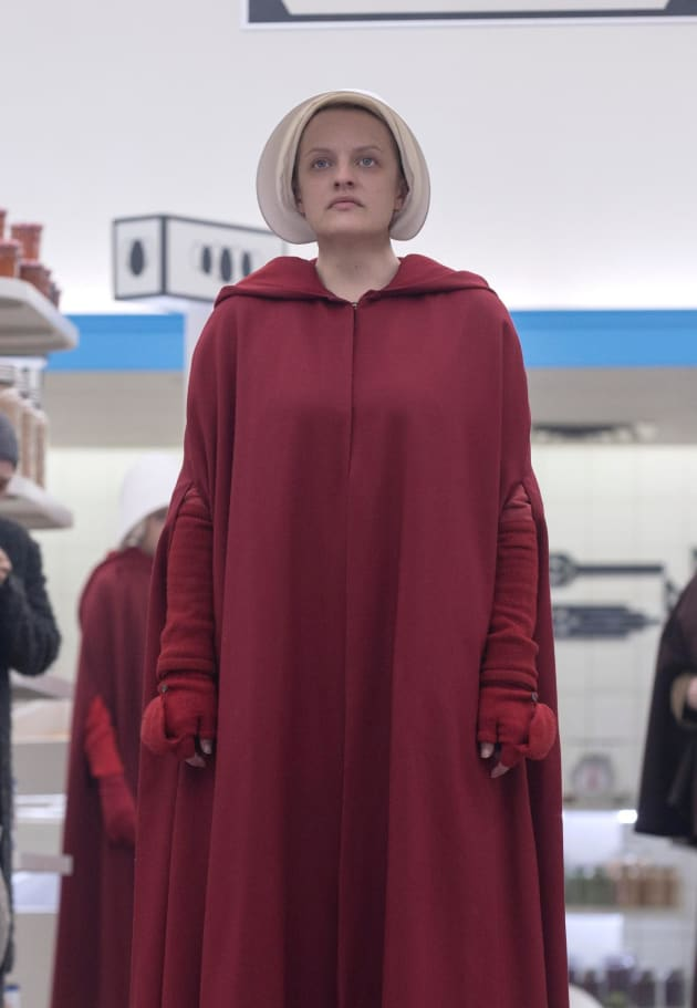 All Actions Have Consequences - The Handmaid's Tale Season 3 Episode 8