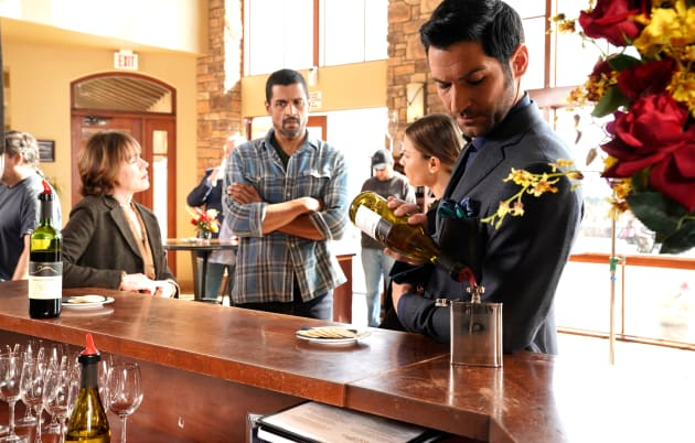 Lucifer at the Winery Season 3 Episode 19