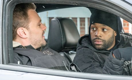 The Mole? - Chicago PD Season 5 Episode 17