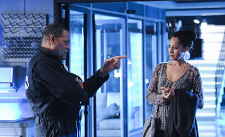Tracee Ellis Ross on CSI