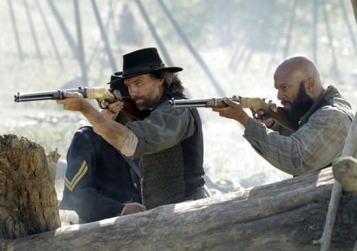 Cullen and Elam Take Aim