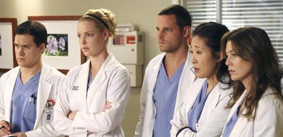 The Seattle Grace 5