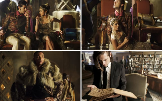 Plotting from the throne the magicians s2e6
