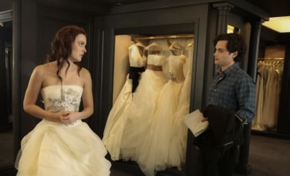 Gossip Girl Photo Preview: Blair in Vera Wang!