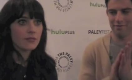 New Girl Cast at PaleyFest: Live on the Red Carpet!
