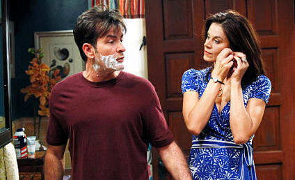 "Two and a Half Men Recap: ""Whipped Unto the Third Generation"""