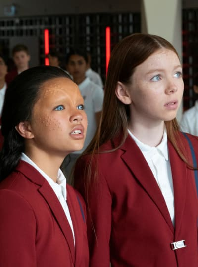 Children of Mars: Life Changing - Star Trek: Discovery