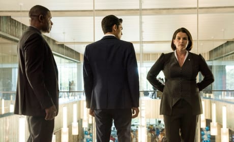 Ben, Julian and Elizabeth Meet - Incorporated Season 1 Episode 7