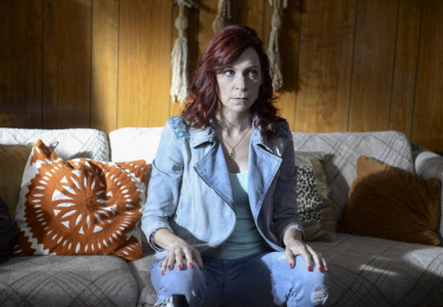 Carrie Preston on The Following