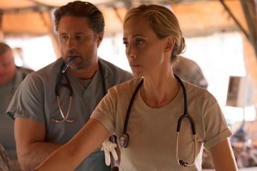 Two Heart Doctors - Grey's Anatomy Season 14 Episode 5