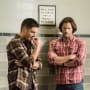 Sam and Dean Think - Supernatural Season 14 Episode 7
