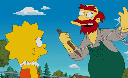 TV Ratings Report: The Simpsons Surges