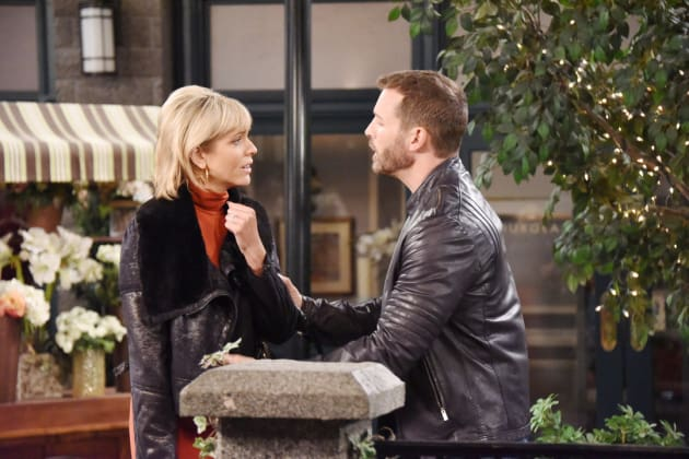 Nicole Is Desperate - Days of Our Lives