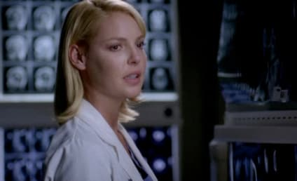 "Grey's Anatomy Recap: ""I Will Follow You Into the Dark"""