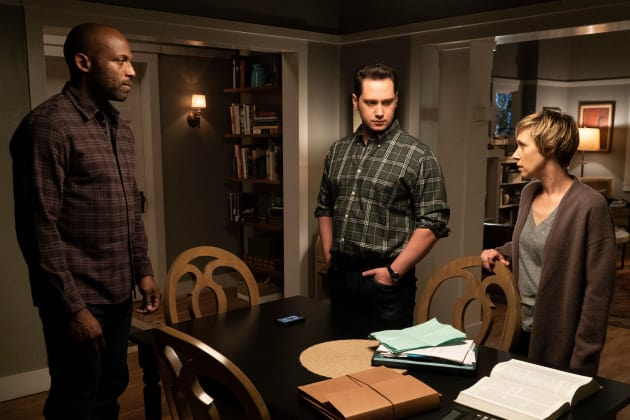 A Talk - How To Get Away With Murder Season 5 Episode 10