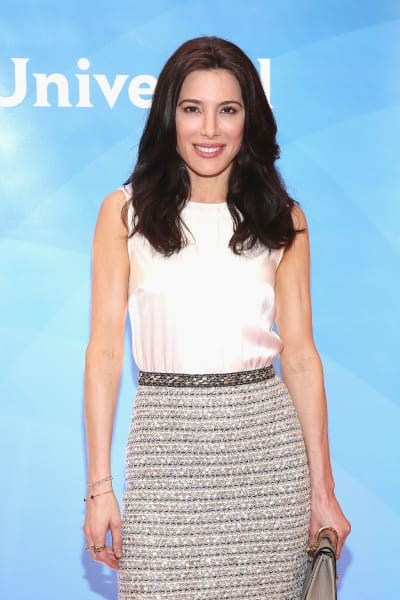 Jaime Murray Attends Event
