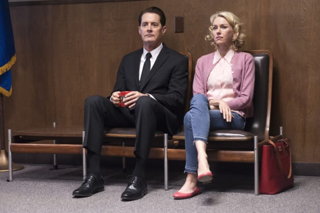 Laura Is the One - Twin Peaks