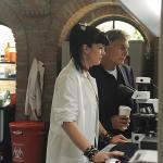 Gibbs, Abby at Work