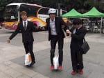 Commuting Through China - The Amazing Race