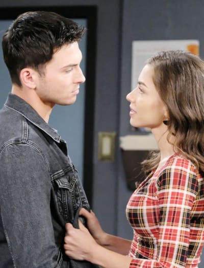 A Sad Breakup - Days of Our Lives