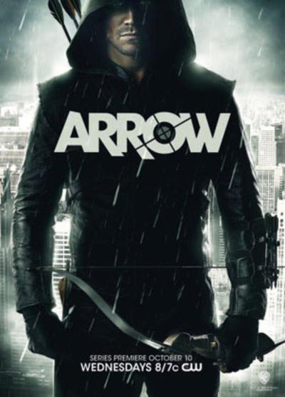 Arrow Comic-Con Poster