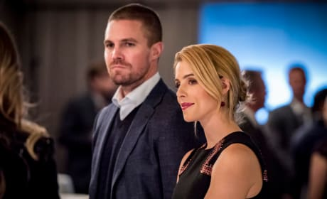 Reunited (Wide)  - Arrow Season 7 Episode 8