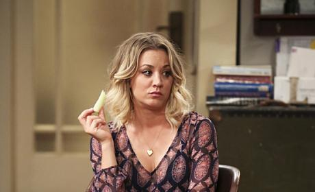 Penny is Clearly Annoyed - The Big Bang Theory Season 9 Episode 24