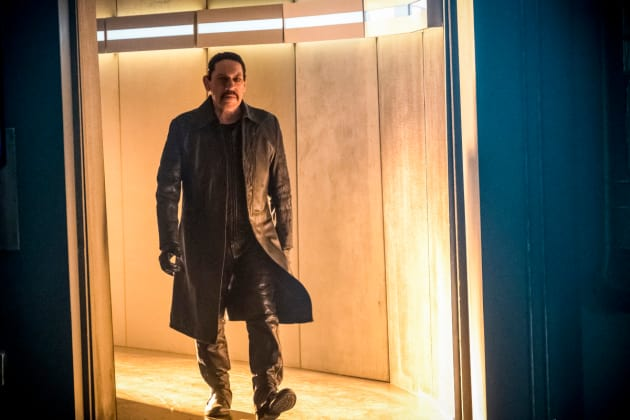 Breacher Is Back - The Flash Season 4 Episode 17