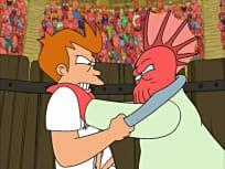 Futurama Season 2 Episode 9