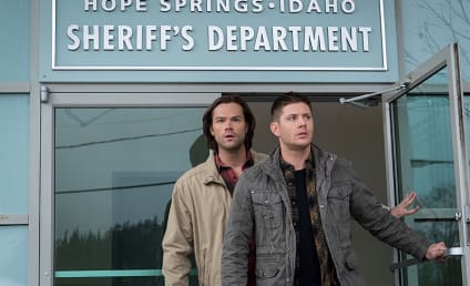 Supernatural Season 11 Episode 20 Review: Don't Call Me Shurley