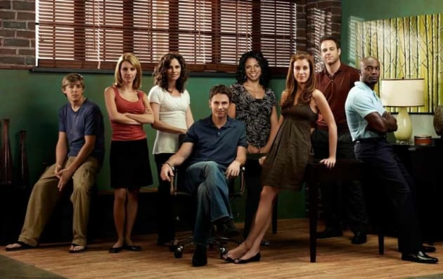 Original Private Practice Cast