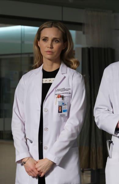Shaun Vs. Morgan - The Good Doctor Season 4 Episode 11