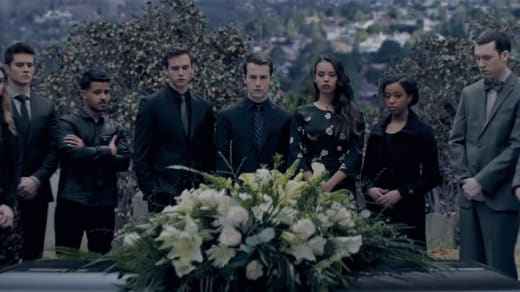 13 Reasons S 3 Funeral