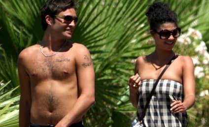 Ed Westwick and Jessica Szohr: Hotness Alert!