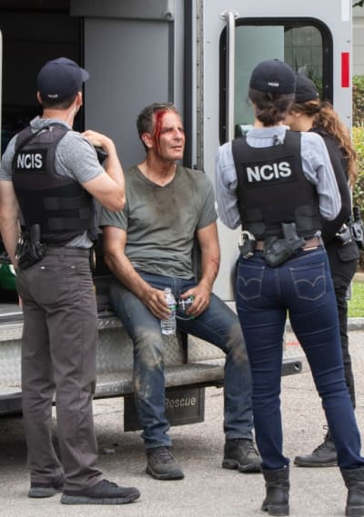 Worse for Wear - NCIS: New Orleans Season 5 Episode 24