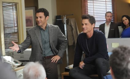 The Grinder Season 1 Episode 2 Review: A Hero Has Fallen