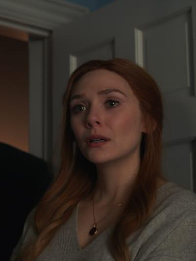 Saying Goodbye - WandaVision Season 1 Episode 9