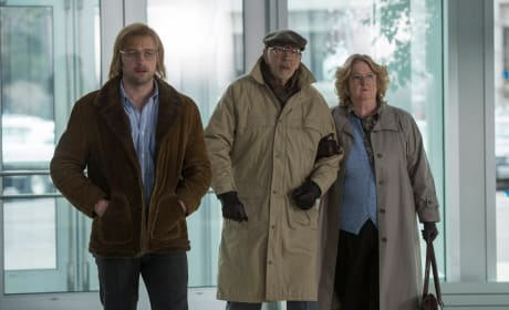 A Personal Mission - The Americans