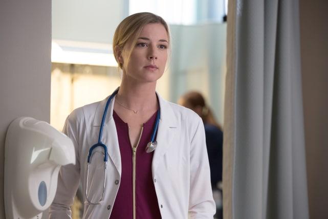 "Nurse Nicolette ""Nic"" Nevin - The Resident Season 1 Episode 1"
